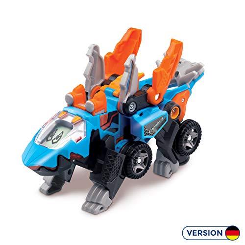 Vtech 80-520904 Switch & Go Dinos - Stegosaurus, Spielzeugdinosaurier, Mehrfarbig