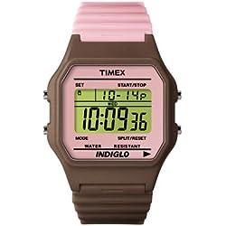 Timex Unisex-Armbanduhr Digital T2N266