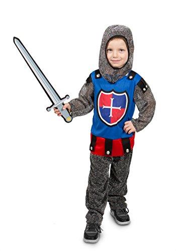 Folat 63273 -Ritter-Kostüm, Jungen, Größe M