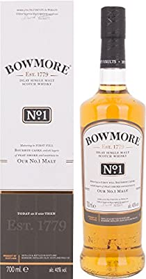 Bowmore No.1 Whisky, 70cl