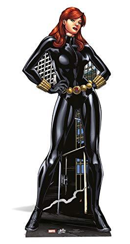 Marvel Avengers Lebensgröße von Black Widow