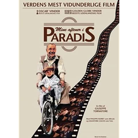 CINEMA PARADISO - FRENCH – Imported Movie Wall Poster Print – 30CM X 43CM Brand New