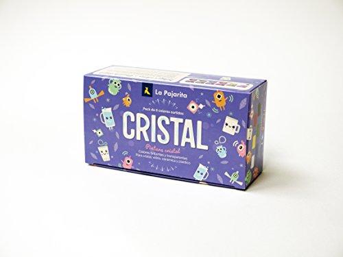 Kit Pintura Cristal Agua La Pajarita 999994C