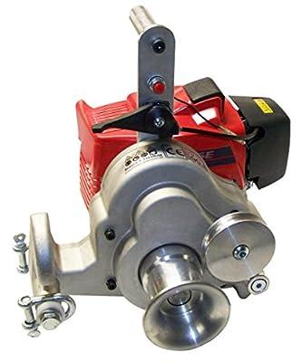 Berger + Schröter Spillwinde mit Kawasaki Motor TJ-35E 1,38 PS, 35 cm, 31593