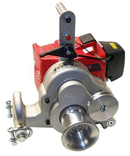 Berger + Schröter Spillwinde mit Kawasaki Motor TJ-35E 1,38 PS, 35 cm, 31593 (Spillwinde)