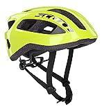 Scott Supra Road - Casco para Bicicleta de Carreras (54-61 cm), Color Amarillo
