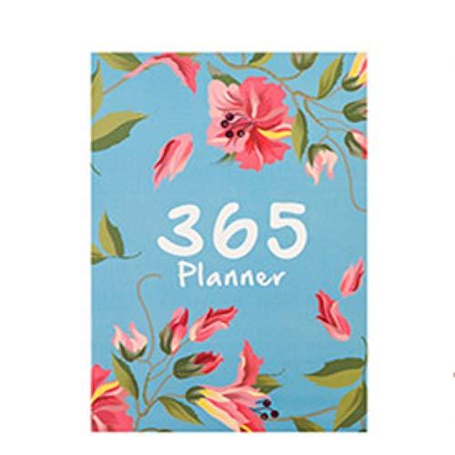 Creativo, pequeño, fresco, nuevo, A4, plan de 2019 meses, este pequeño manual de eficiencia para secretarias, sin años, programe este regalo de escritorio, B