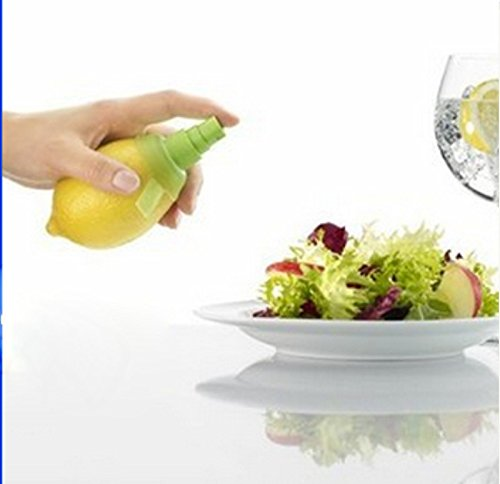 quickcor (TM) Hotsale Home jus de citron pulvérisateur Citrus Spray Agrumes Presse-agrumes main Mini Presse Fruits en spray