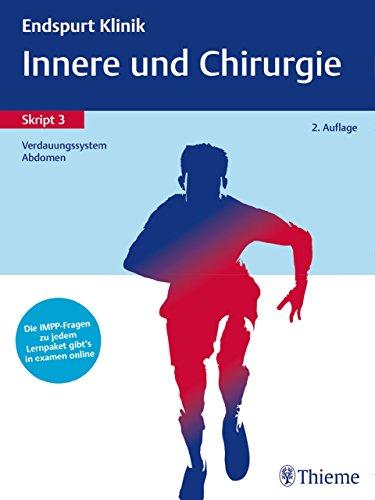 Endspurt Klinik Skript 3: Innere und Chirurgie - Verdauungssystem ...