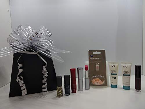 No7 Soins de la peau et maquillage Beauté Boîte cadeau Ensemble de 10pc Ensemble cadeau dans une boîte cadeau ~ Offre spéciale ~ Édition limitée Coffret cadeau