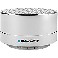 Blaupunkt BLP 3100 - Altavoz inalámbrico Bluetooth interior, Plata