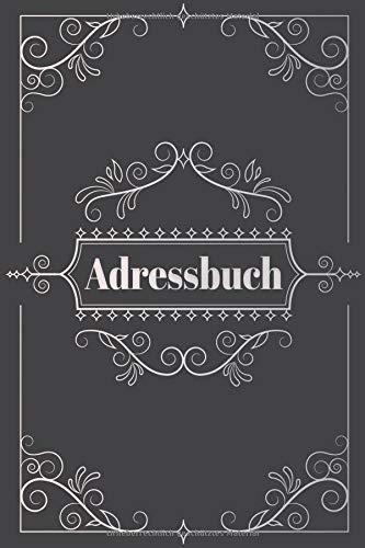 Adressbuch: Adressverwaltung leicht gemacht - Habe mit dem Kontaktbuch alle Freunde und Bekannten auf einen Blick