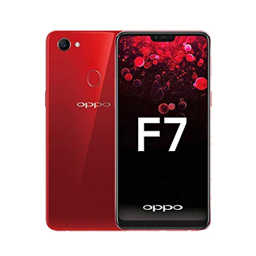 (CERTIFIED REFURBISHED) Oppo F7 (Red, 64GB)(Without Offers)