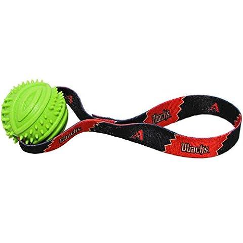 Hunter MLB Arizona Diamondbacks Rubber Ball Toss Toy for Pets