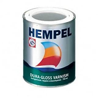 Hempel - Dura-Gloss Varnish - 750ml New 2018 Formula