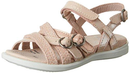 Ecco Mädchen Tilda Offene Sandalen mit Keilabsatz, Pink (50366ROSE Dust/Rose Dust), 30 EU