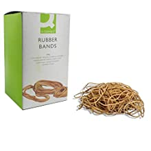 Q Connect Number 16 500gm Rubber Bands