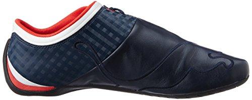 Puma - Bmw Ms Future Cat M1, Sneakers, unisex Blu (Blau (bmw team blue-high risk red 01))