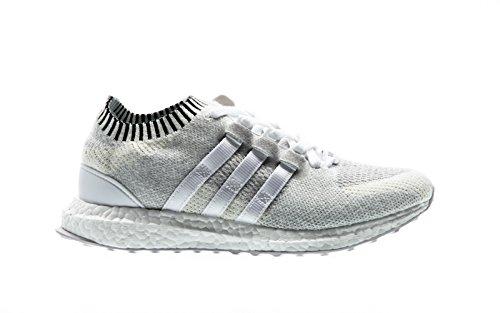 adidas Originals Herren Equipment Support Ultra Prime Knit Sneakers Schuhe -Weiß