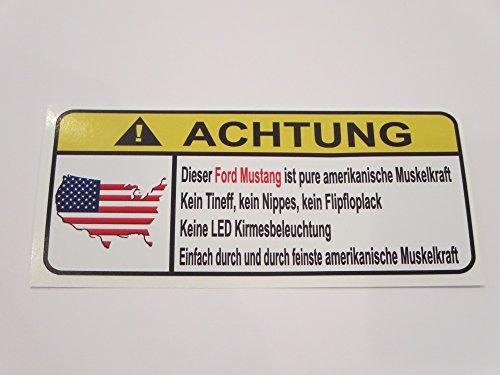ford-mustang-pure-amerikanische-muskelkfaft-lustig-warnung-aufkleber-decal-sticker
