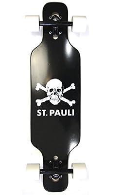 SOLID Eye Kid Minicruiser St. Pauli Longboard komplett