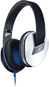 Logitech UE 6000 Over-Ear-Kopfhörer (105dB, 3,5mm Klinkenstecker) weiß