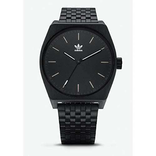 Adidas Hommes Analogique Quartz Montre avec Bracelet en Acier Inoxydable Z02-001-00