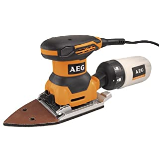 AEG Power Tools FDS140 260W 1/4 Delta Sheet Sander