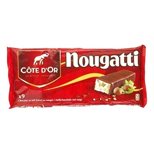 Côte D'Or Nougatti 9 X 30G - Paquet de 6