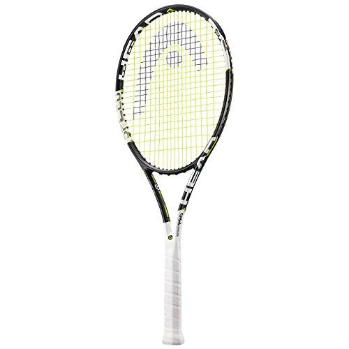 Head 230625-U Graphene Xt Speed Pro Raquette de tennis Noir/Vert/Blanc Taille 40