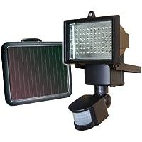 Goeswell Superbright LED ad energia solare luci di sicurezza esterna impermeabile sensore di movimento illuminazione per parete, patio, giardino, paesaggio, Deck, capanno, prato