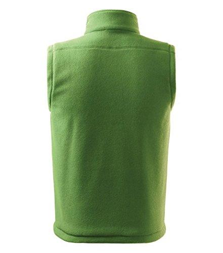 Dress-O-Mat - Manteau sans manche - Uni - Homme Vert clair
