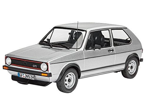 Revell - Maqueta VW Golf 1 GTI, escala 1:24 (07072)