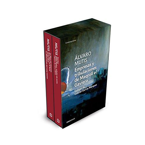 Portada del libro Empresas y tribulaciones de Maqroll el Gaviero (estuche) (CONTEMPORANEA)