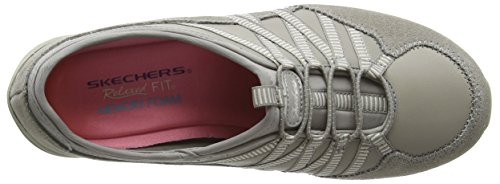 Skechers ConversationsDebate, Sneakers basses femme Beige - Beige (Tpnt)