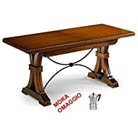 Amazon.it: arte povera tavolo - Tavoli da sala da pranzo / Sala da ...