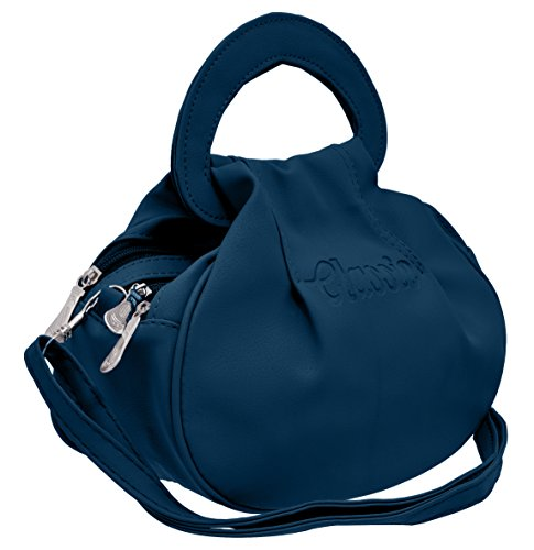 BFC- Buy for change Fancy Stylish Elegant Women's Cross Body Navy Blue Sling Bag