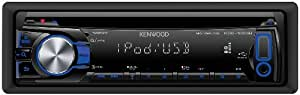 Kenwood KDC-4054UB Autoradio (CD/MP3-Tuner, Apple iPod/iPhone-Steurung, USB 2.0) schwarz