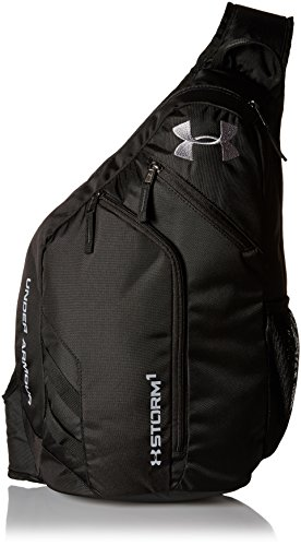 Under Armour UA Compel II Multisport-Rucksäcke/Daypacks, Black, 48 x 33 x 15 cm, 16 Liter (Under Armour Sling)