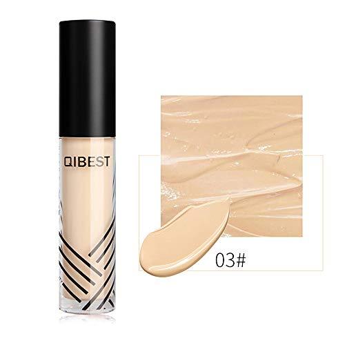 TWBB_Fond de Teint Maquillage Liquide Correcteur Concealer Contour Palette Fond de Teint Cosmétique Anti-cernes Mettez en Surbrillance Camouflage