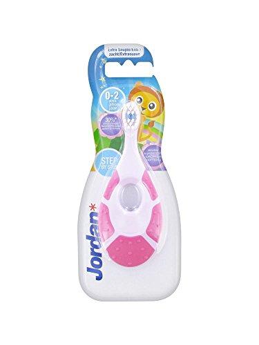 Jordan 6220100 Baby Zahnbürste