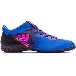adidas X TANGO 16.3 IN - Zapatillas de fútbol sala para Hombre, Azul - (AZUL/ROSIMP/NEGBAS) 44
