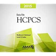 HCPCS 2015 Data File 2-10 Users