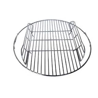 High Quality Stainless Steel Grill (Fits a 57cm Weber BBQ)