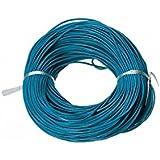 creafirm–10M Cordón piel 2mm, color azul oscuro