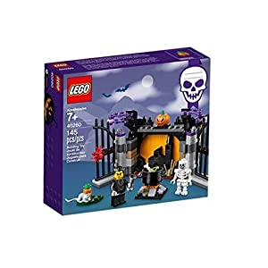 LEGO- Casa Stregata di Halloween, 40260 5702015868457 LEGO