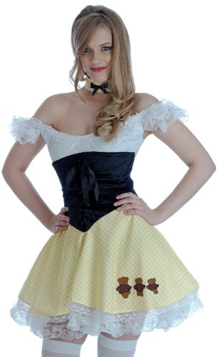 Adult costume goldilocks remarkable, the