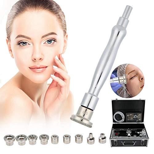 esicht Schönheit Maschine Desktop Diamant Dermabrasion Mikrodermabrasion Maschine Hautverjüngung Whitening Anti-Falten-Instrument ()