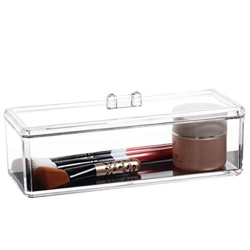 Rangement de Récipient D'organisation de Maquillage de Beauté Support de Maquillage D'organisation de L'espace pour Les Produits Élevés de Brillant À Lèvres/Rouge À Lèvres