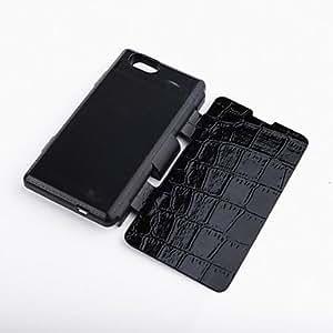 3500mAh Coque batterie pour Sony Xperia Z1 Compact D5503 Noir